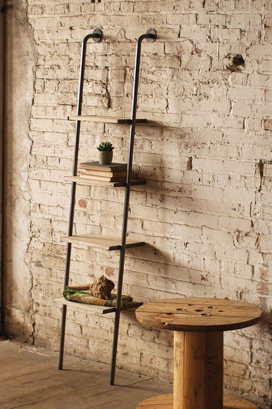 9 Best Images About Leaning Shelve On Pinterest Ladder