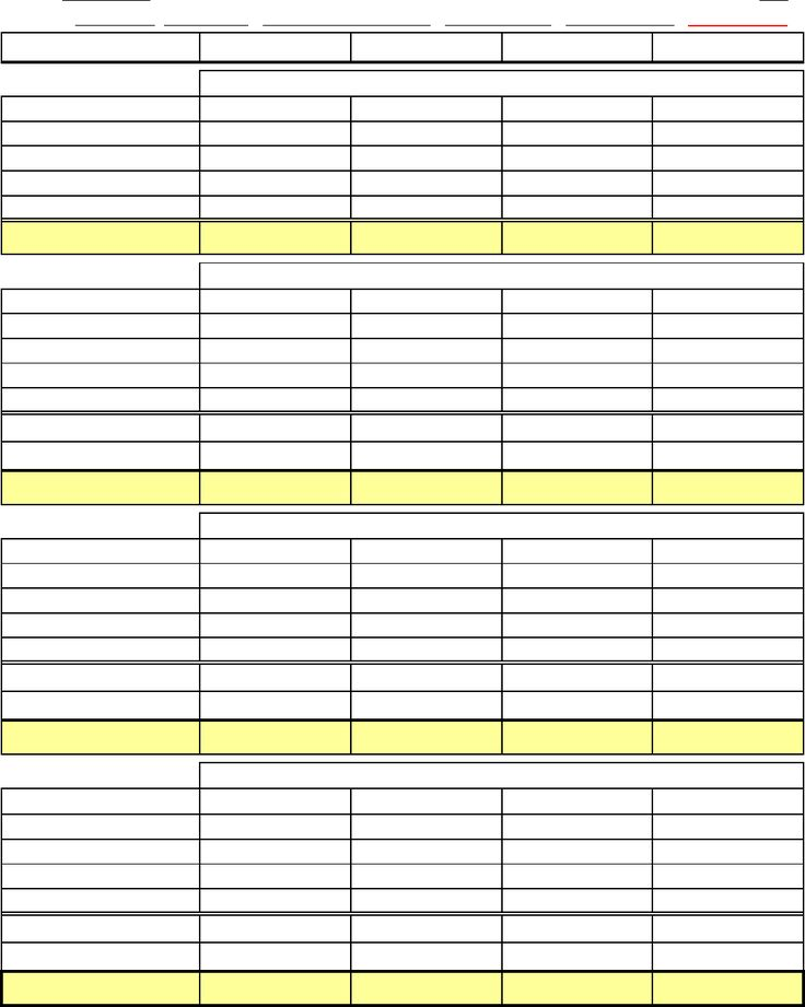 Free hand foot score sheet 2 pdf 1 pages card