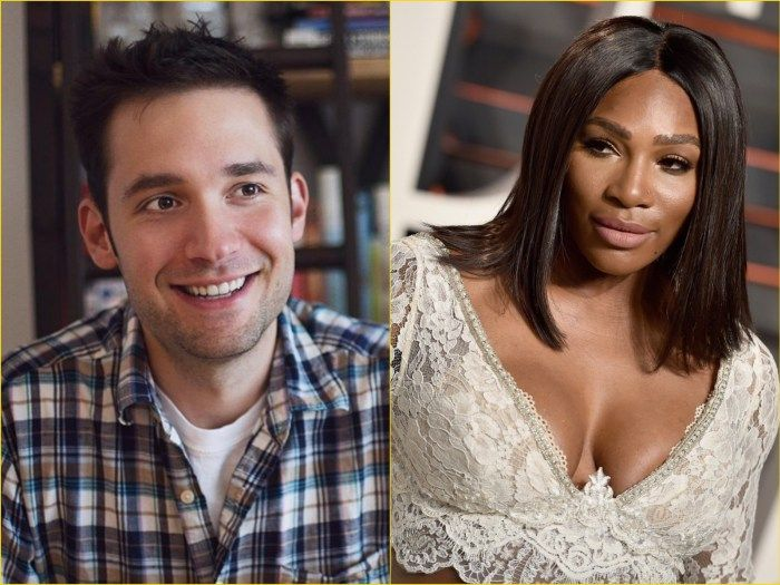 Serena Williams And Fiancé Alexis Ohanian Welcome Baby girl.