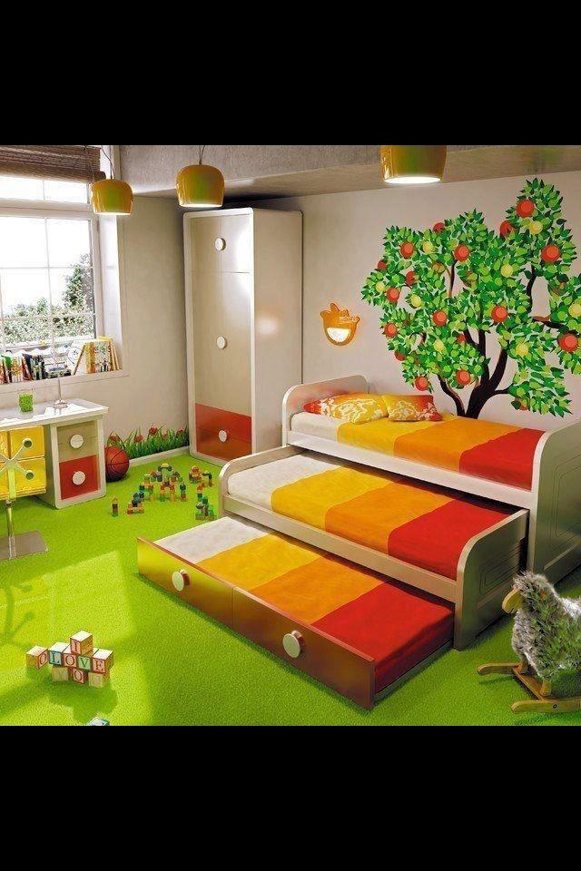 Kid room...