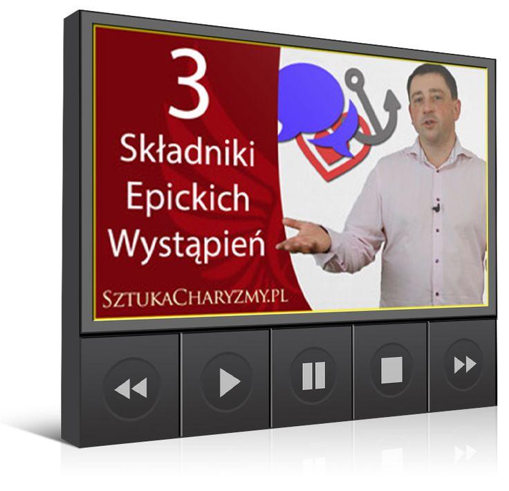 """http://youtu.be/fP8dOta8tz4 """"Wystąpienia publiczne - 3 składniki epickich wystąpień"""" to drugie wideo z tej samej serii, dla Igora Zakrzewskiego."""