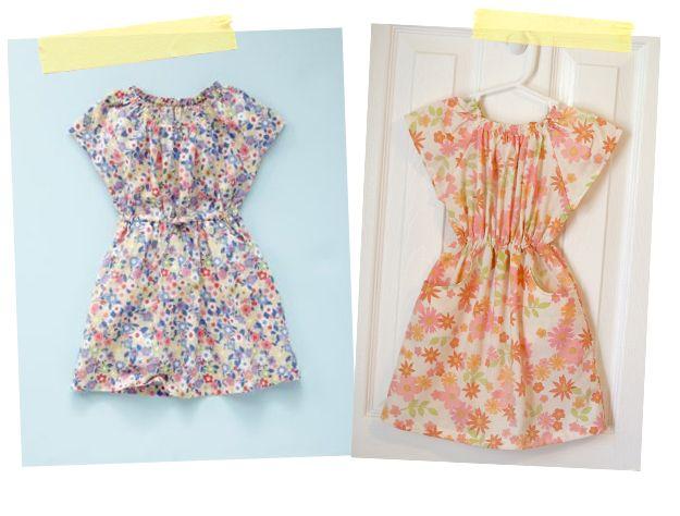 Pillowcase Pocket Dress: Little Girls, Girl Dress Tutorials, Idea, Girls Peasant Dress, Girls Dresses, Big Girls, Little Girl Dresses