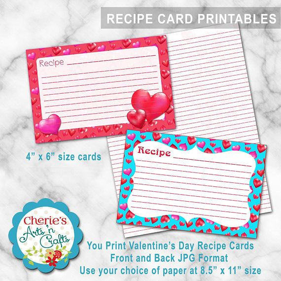 The 25+ best Recipe card format ideas on Pinterest Cookbook - free recipe card templates for microsoft word