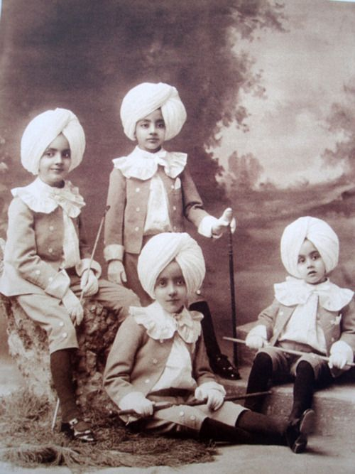 the kapurthala princes