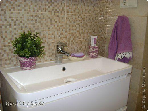 Вязание - Аксессуары для ванной комнаты крючок