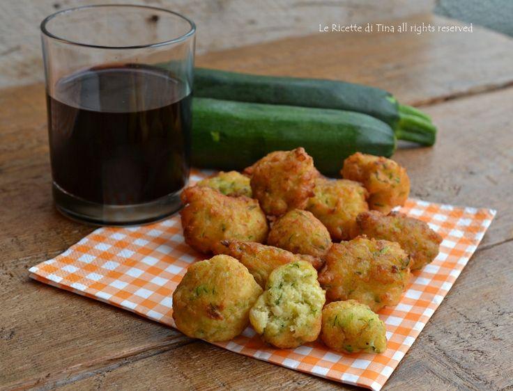 Bocconcini zucchine e ricotta