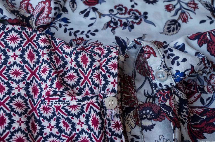 DIY - Copier sa blouse préférée | Site DIY et couture
