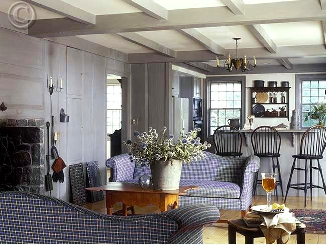 26 best images about keeping room on pinterest for Southern living keeping room ideas