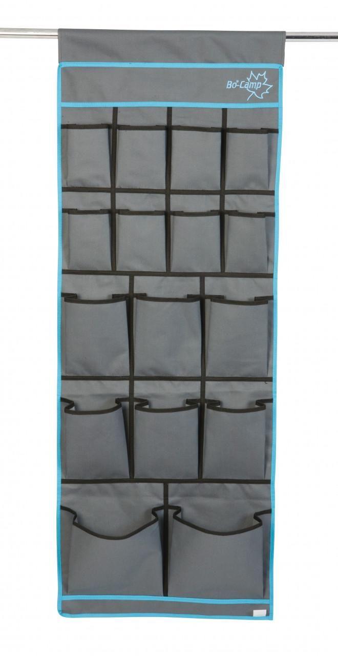Hängetaschen Organizer für Vorzelt | 8712013715018 – ZelteCampingzubehör Hängetaschen Organizer für Vorzelt Eine luxuriöse multifunktionale Organizer mit 16 Fächern Aus hochwertigem 600D Oxford Polyester für besondere Strapazierfähigkeit Es bietet 2 große Taschen 6 mittelgroße Taschen sechs kleine Fächer und einen Spiegel Einfach und mit einer Vielzahl von Möglichkeiten zu befestigen Zum Beispiel kann das Zelt mit der Sehnen-Schürze auf einem Caravan-Schiene aufgehängt werden mit dem Klettverschluss auf einem Zeltstange oder mit der Tuchösen an den Haken D… #camping #outdoor #zelten #beach #strand #wintercamping #zeltplatz #caravaning #wohnwagen #urlaub #camp #campingmultistore