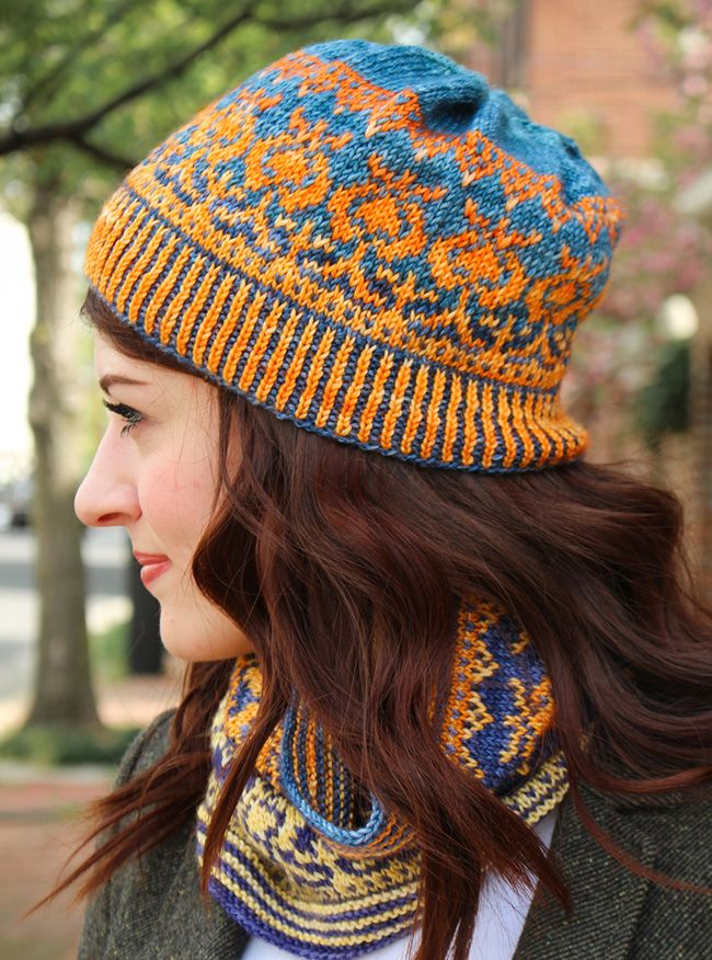 486 best knit hats images on pinterest crocheted hats knit hats a gift of thistle is a matching cowl and hat set worked in the round dt1010fo