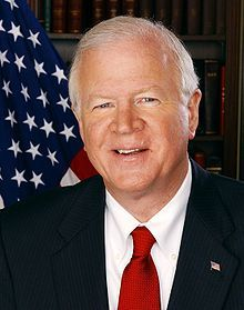 """Saxby Chambliss, senior United States Senator from Georgia. In the 112th Congress (2011–2012) he is the ranking Republican on the Select Committee on Intelligence. Chambliss has a conservative voting record in the Senate, but he has participated in some bipartisan legislation. In December 2011, the Washington Post named Saxby and the """"Gang of Six"""" as one of the Best Leaders of 2011 for attempts to craft a bipartisan deficit reduction package."""