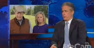 Jon Stewart: Dick Cheney is 'America's Tragedy Herpe,' Daughter is 'Sith Apprentice' (Video)----myself I think they don't care that some of us know the truth, they are talking to the ones that want to believe their hate.