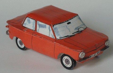 1961-1973 NSU Prinz 4