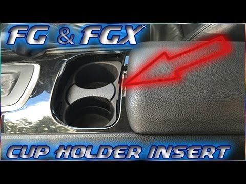 FG FGX FALCON CUP HOLDER INSERT
