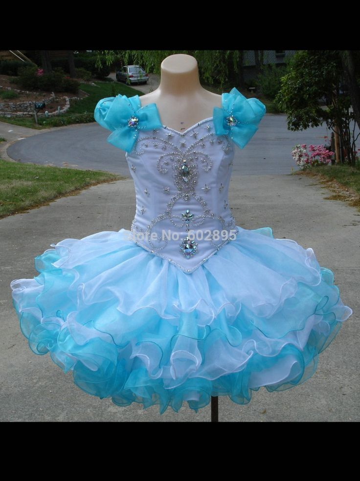 Find More Flower Girl Dresses Information about Lovey beaded little girls pageant dress online tiered organza bow capped sleeves blue toddler pageant dresses uk custom made,High Quality dress greece,China dress up flower girl Suppliers, Cheap dress up games wedding dress from youthbridal on Aliexpress.com