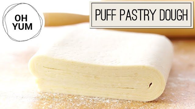 Puff Pastry Dough | Oh Yum with Anna Olson