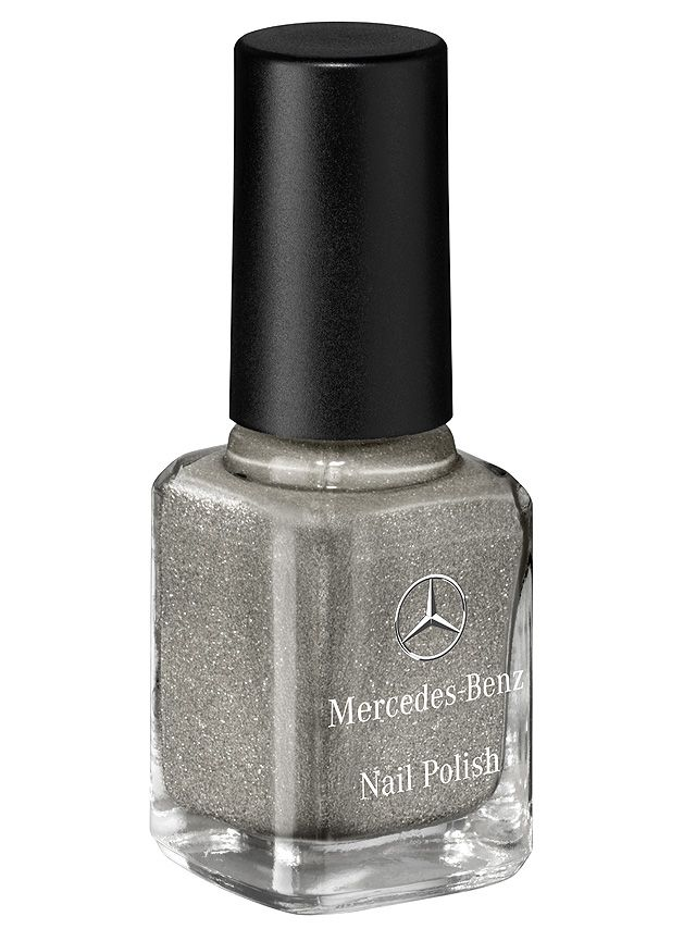 Nail polish monolith grey B66952179 Colour:Β Β Β  monolith grey  Elegant fingernails, painted in genuine Mercedes-Benz vehicle colours, make a bold statement.  The colours not only have a high-quality look, they are also a perfect match for other accessories in the same paintwork colours, combining to create a refined, coordinated look.  - monolith grey  - made in Germany  - 8 ml