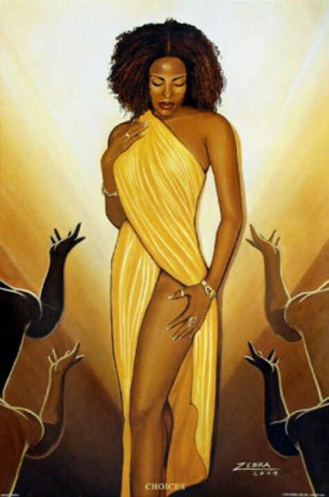 """By Kevin """"Wak"""" Williams...love this artist"""