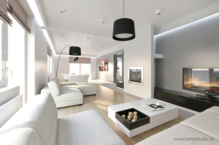 living room / pokój dzienny