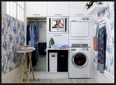 desain ruang cuci rumah
