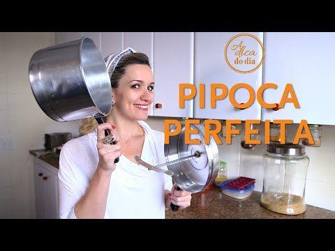 o segredo da pipoca perfeita + 2 receitas de pipoca saborizada ;)
