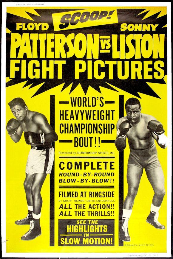 boxing-floyd-patterson-vs-sonny-liston-1962-poster-4.jpg 580×870 pixels