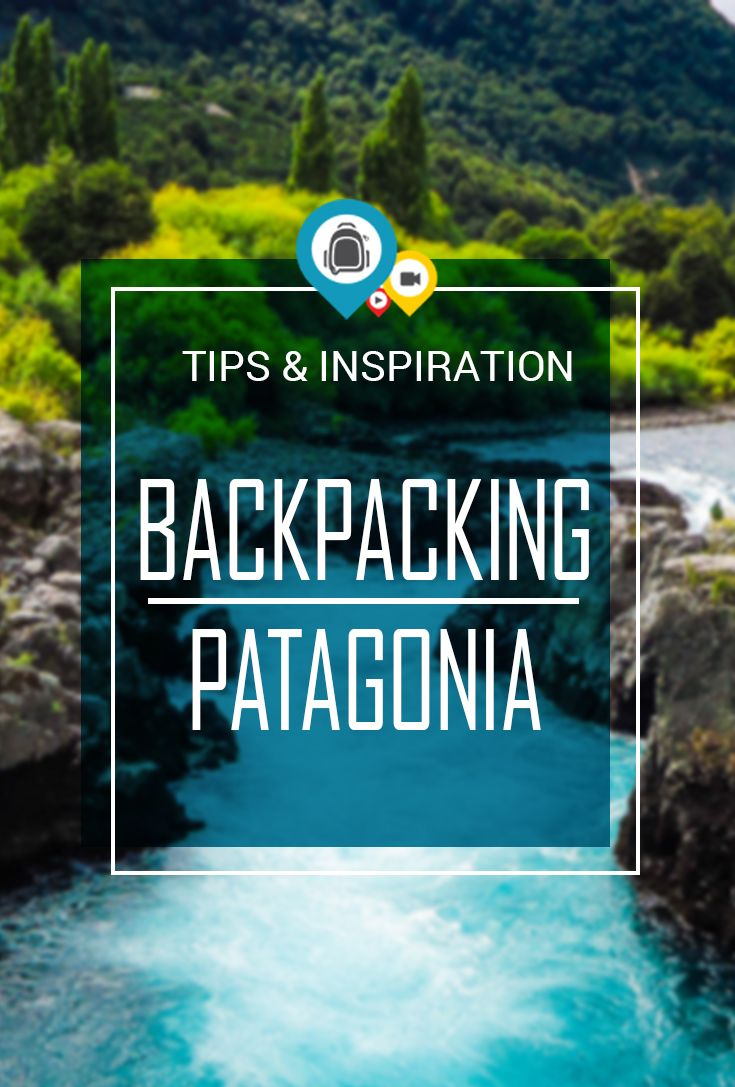 If you are in Patagonia you should spent as much time as possible out there in the nature. It's beautiful! Here you'll find all info needed for Backpacking Patagonia.