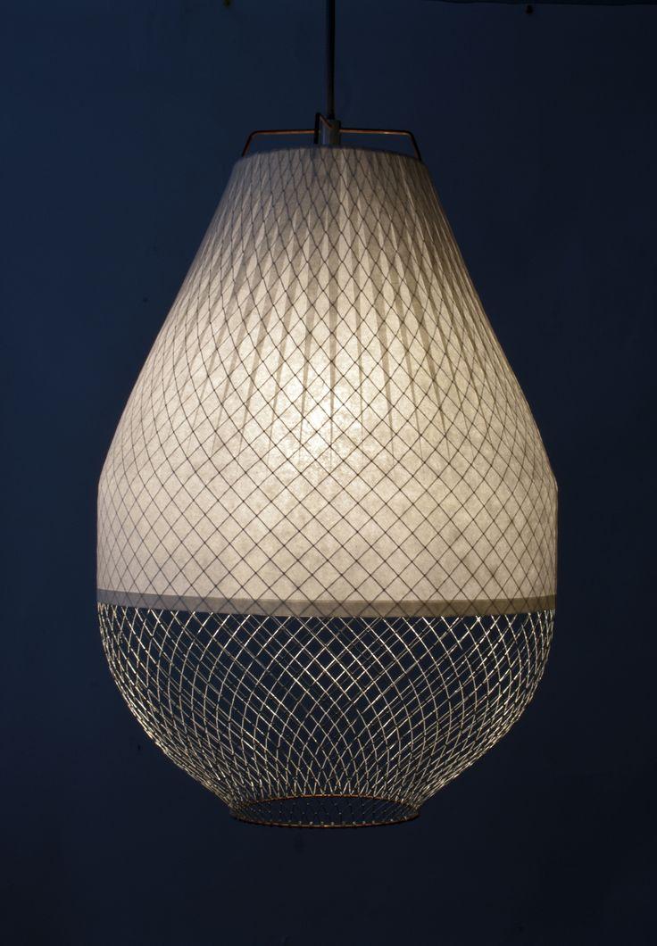 BIO Honourable Mentions MeshMatics lamps. Designer: Rick Tegelaar, 2011 (photo: designer's archive)