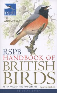 RSPB Handbook of British Birds by Peter Holden et al