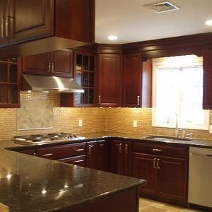 how to kitchen backsplash 1000 ideas about green granite countertops on 4374