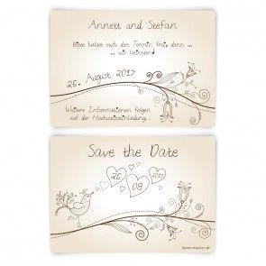 19 best save the date karten images on pinterest | save the date, Einladungen