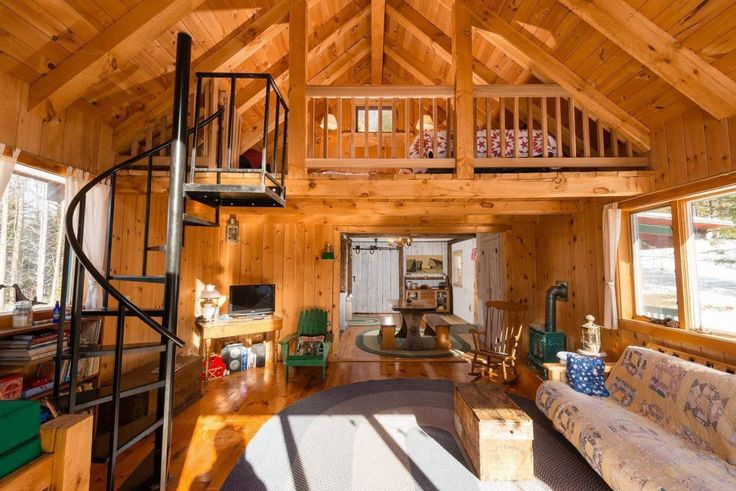 Cozy Cabins for Rent in Vermont