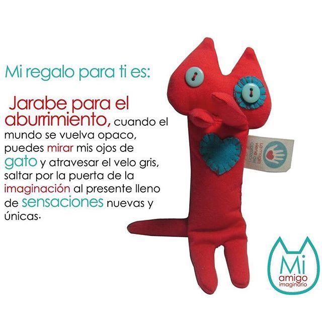 Amor de Gatos es Jarabe para el Aburrimiento. #lamagiavienedelcorazon  #cat  #gato #hechoamano  #handmade  #design #diseñocolombiano