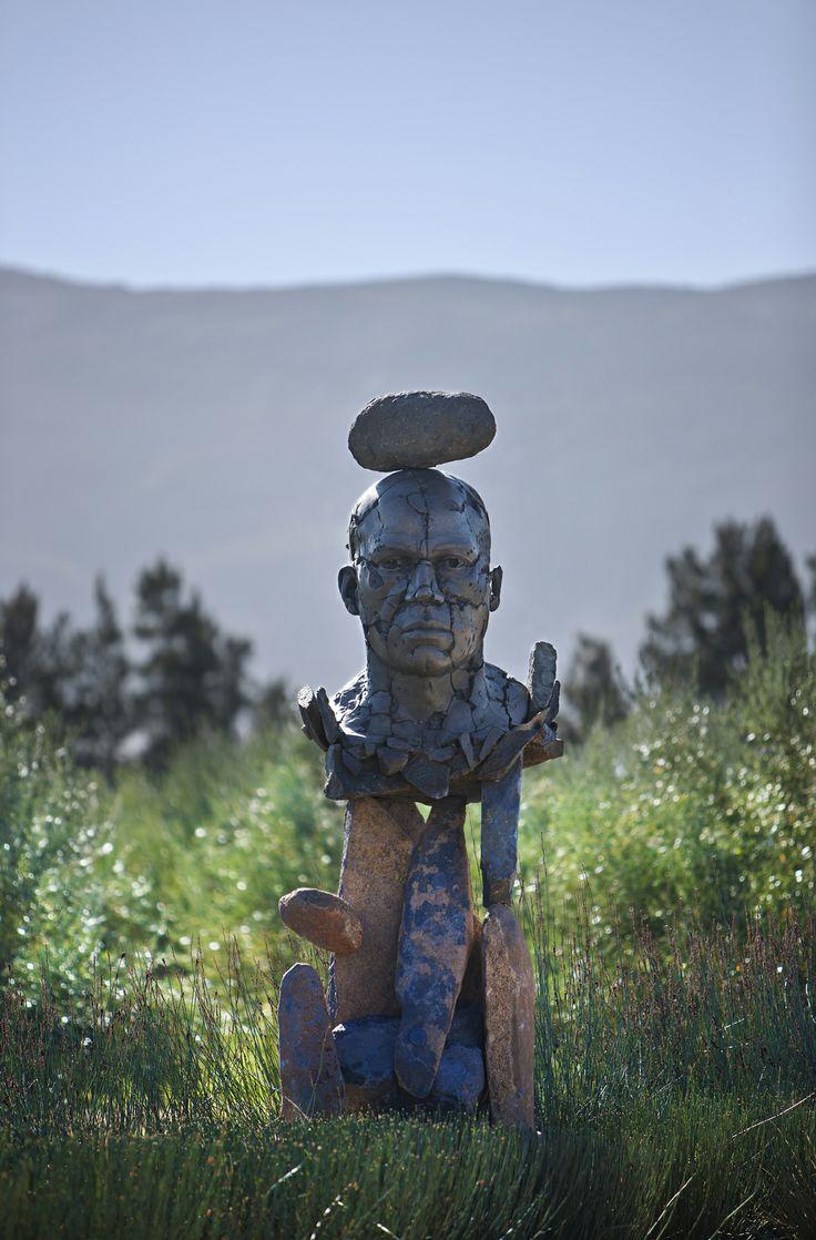 Angus Taylor #2008 #disclosing #Decay #bronze #granite