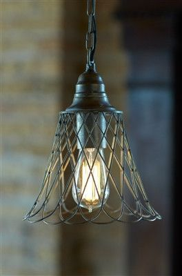 """BACK IN-STOCK JULY 1ST Place a pendant light fixture in your kitchen over a sink or island. (Hardwire and UL Plug included) Dimension: 35""""H"""