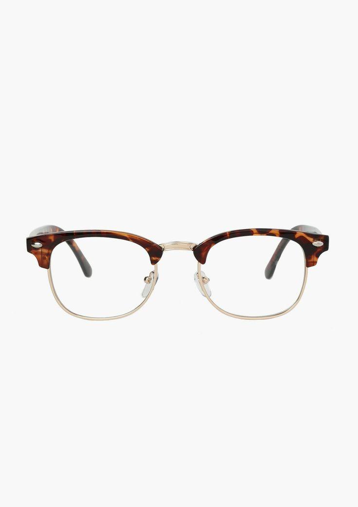 For my inner nerd.  I  Doni Glasses