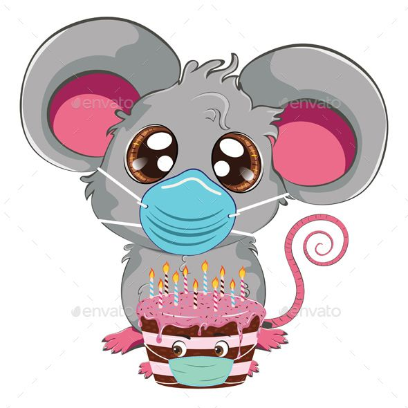 45+ Cute Mouse Face Clipart