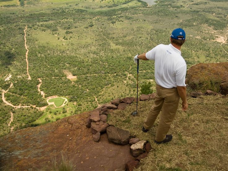 Legend Golf and Safari Resort on South Africa's northeastern fringe is home to one of the most distinctive holes on the planet—The Extreme 19th, a helicopter-accessed par three teeing off atop Hanglip Mountain, 1,300 feet above the Africa-shaped green. Lost in the hoopla is the fact that this challenging 18-hole course ranks as one of the most extreme on the planet even without the 19th, meandering through ecosystems with lions, elephants, giraffes, leopards, and rhinos. Each hole is a…