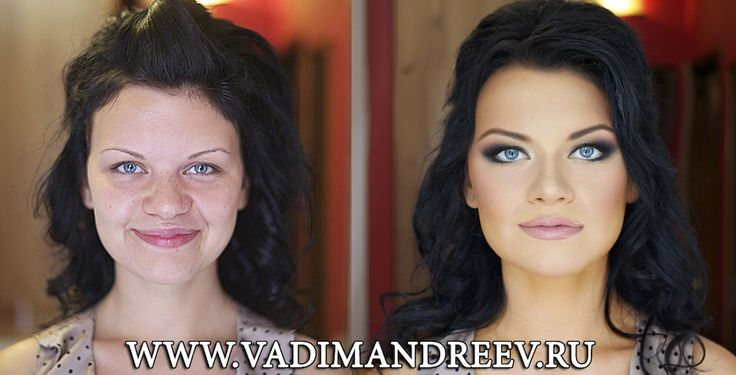 29 Before And After Photos That Reveal The Visual Power Of Makeup