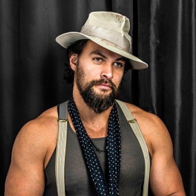 Jason Momoa Model: 402 Best Images About Bearded Guys On Pinterest