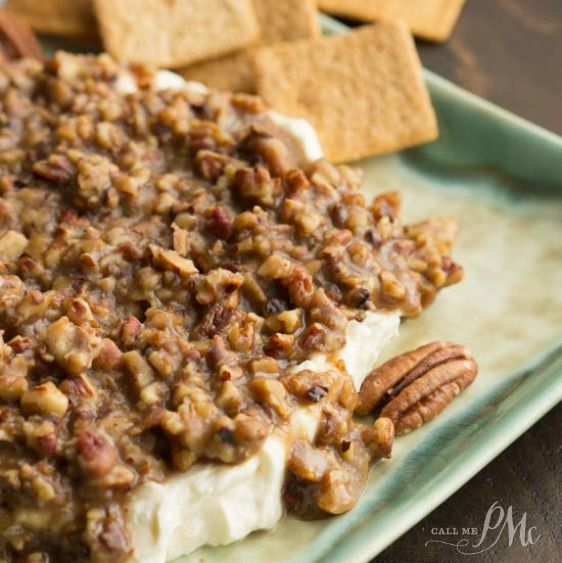 Call Me PMc French Quarter Pecan Cheese Spread Recipe » Call Me PMc