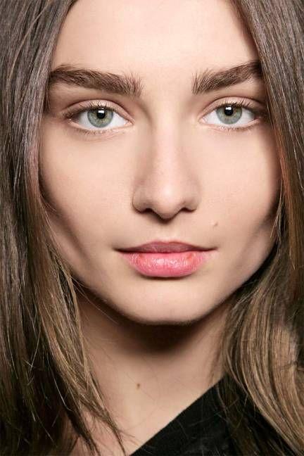 natural eyebrows no plucking - Google Search