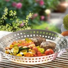 Get him on grill duty at the barbecue with a Stainless Steel BBQ Grill Pan from gifts.co.uk!