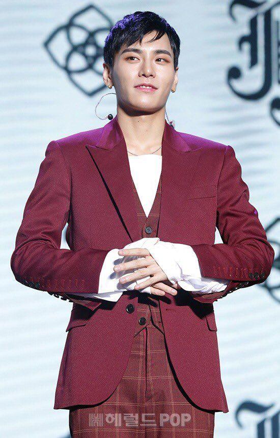 Sanggyun @ JBJ Debut Showcase