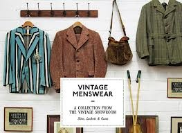 Vintage Menswear - A Collection from The Vintage Showroom • Selectism