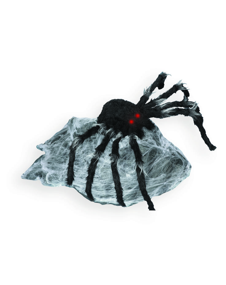 10 best halloween props images on pinterest for Animated spider halloween decoration