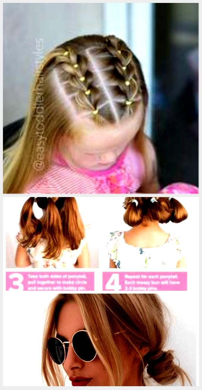 Top Short Haircut Simple Hairstyles For School Toddler Girls Top Kids In 2020 Short Hair Styles Easy Cute Hairstyles For Short Hair Girls Hairstyles Easy