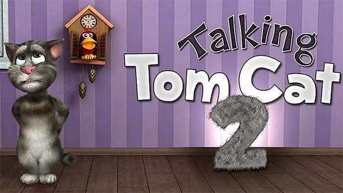 Aplikasi Pencinta Kucing - Talking Tom Cat 2 | Teknologia