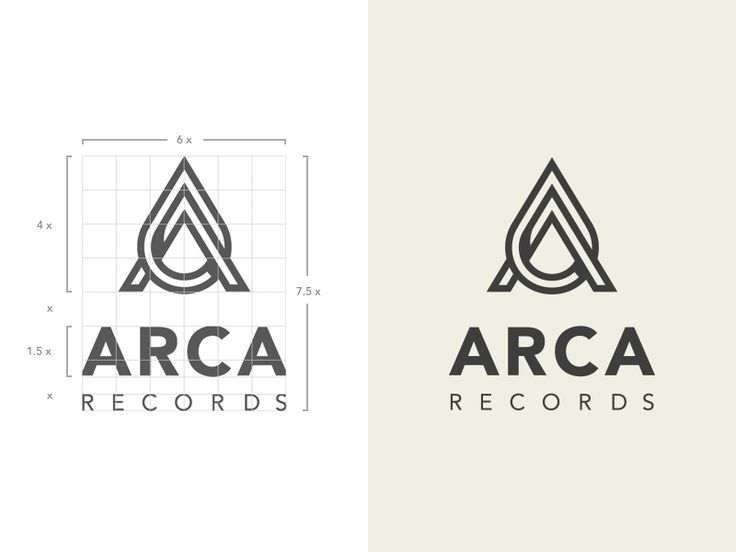 Dig the implied on this. Arca Records by Jonas
