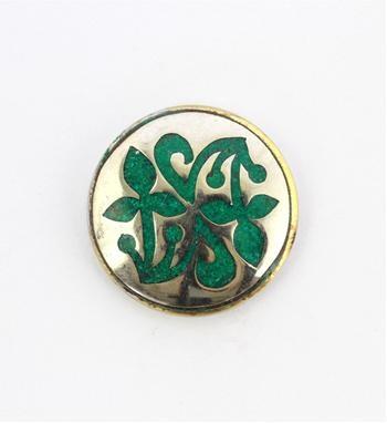 Noosa Amsterdam chunk HEDERA. Hedera staat symbool voor trouw en eeuwig leven, omdat deze plant zich aanhecht en nooit de groene kleur verliest. De oorsprong van deze klimplant ligt in het tropisch regenwoud - NummerZestien.eu